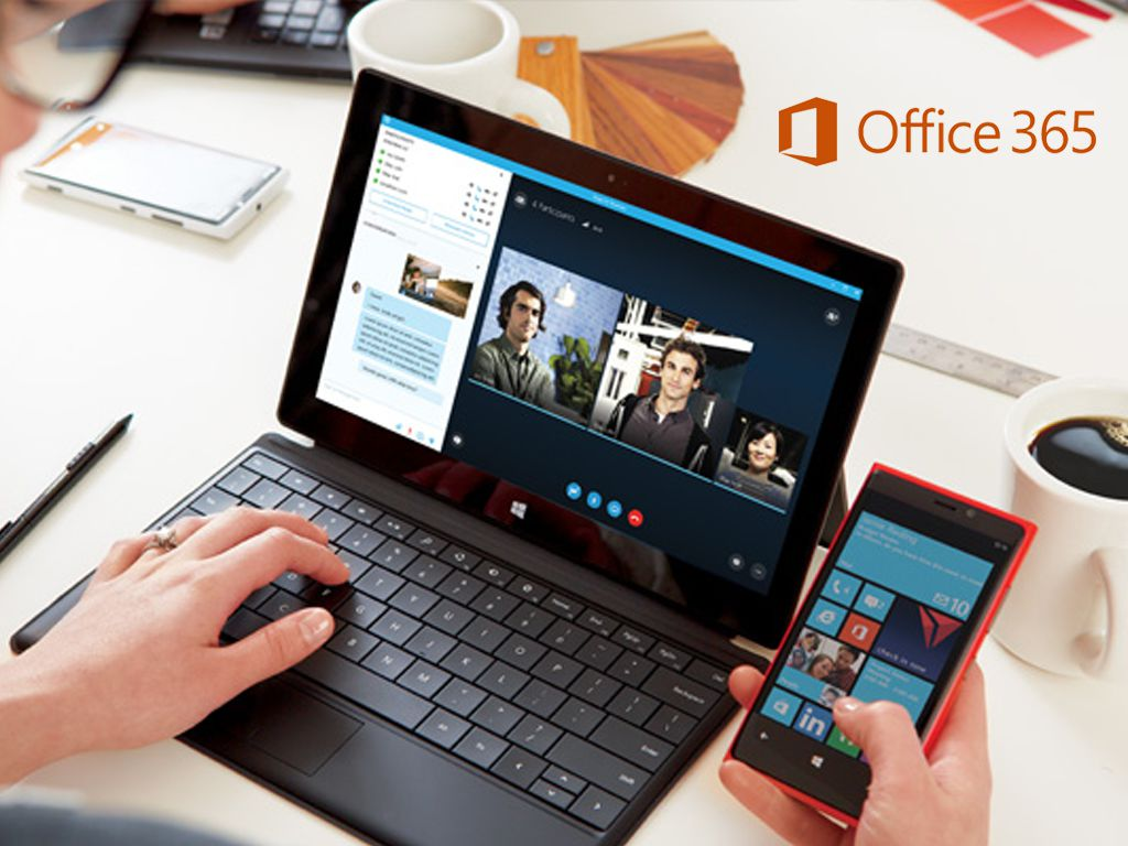 Office 365 - verbesserte Kommunikation
