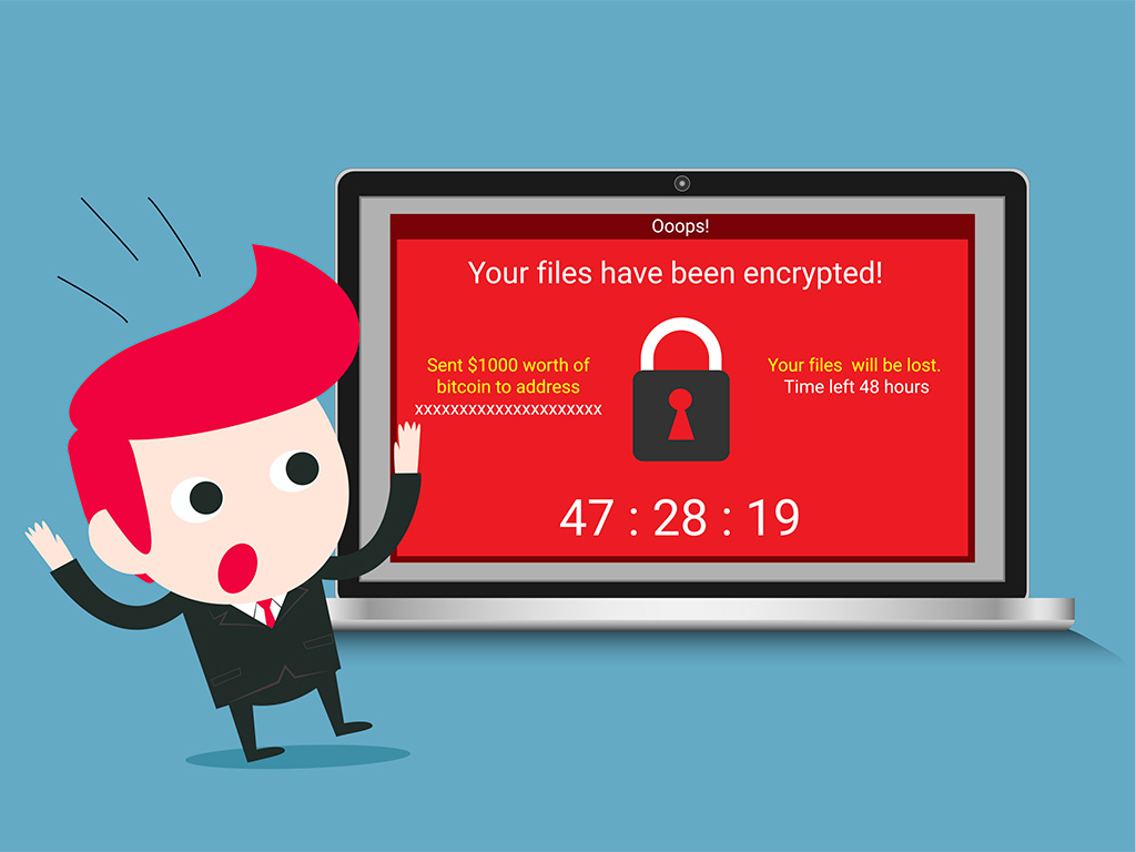 Ransomware Angriff «WannaCry»