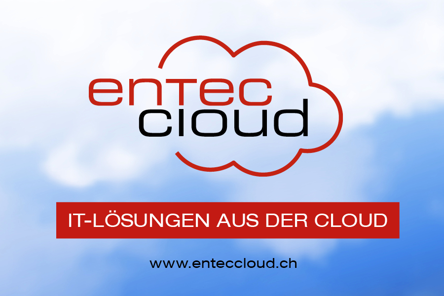 We proudly present: Die entec cloud!