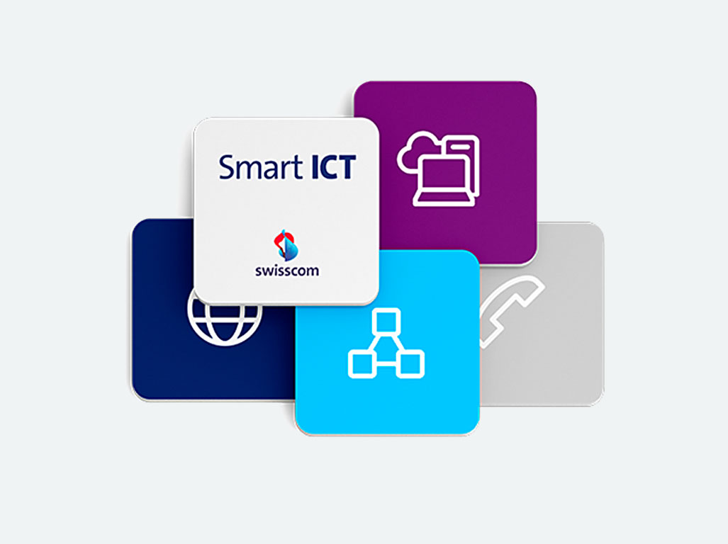 IT Outsourcing mit Smart ICT von Swisscom