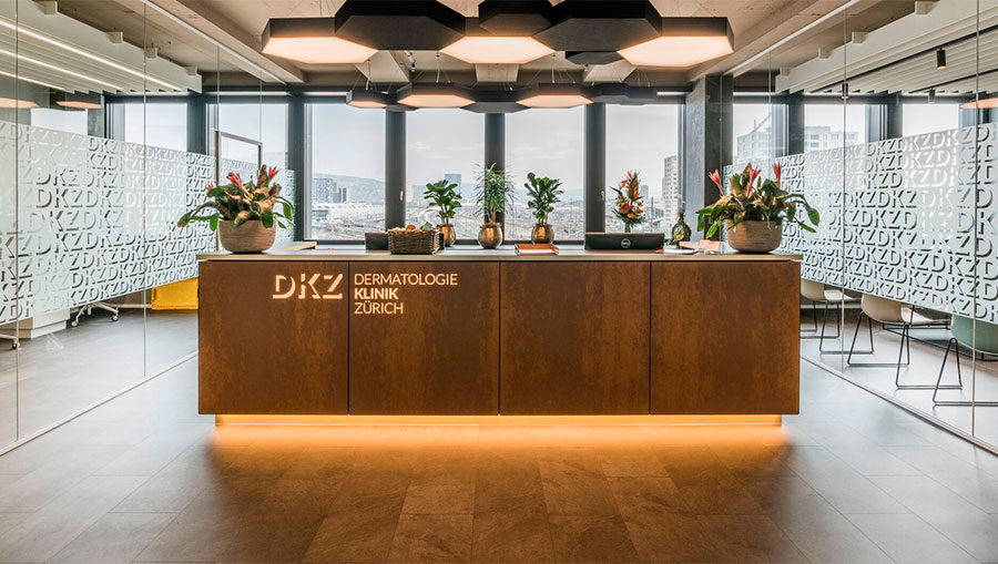 IT Outsourcing Dermatologie Klinik Zürich