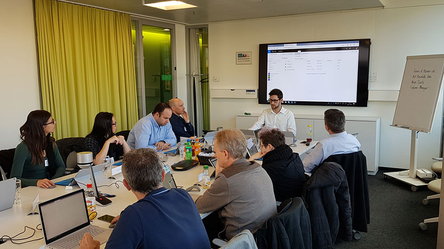 Office 365 Workshop für Brunner Partner