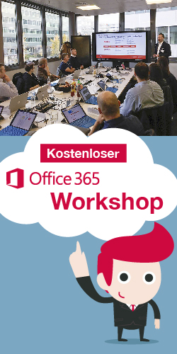 Workshop Office 365 250x500