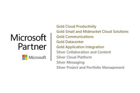 Goldmedaille für Entec in Microsoft Teams Telefonie - Microsoft Gold Communications